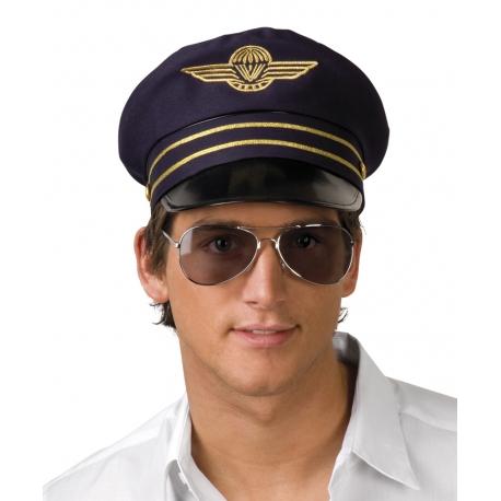 casquette de pilote