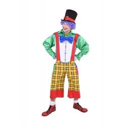 Déguisement de clown  luxe
