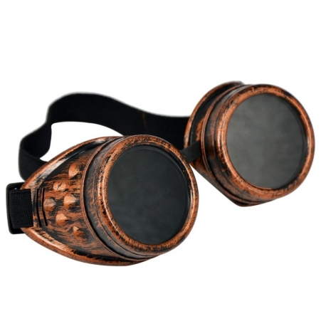 Lunette steampunk