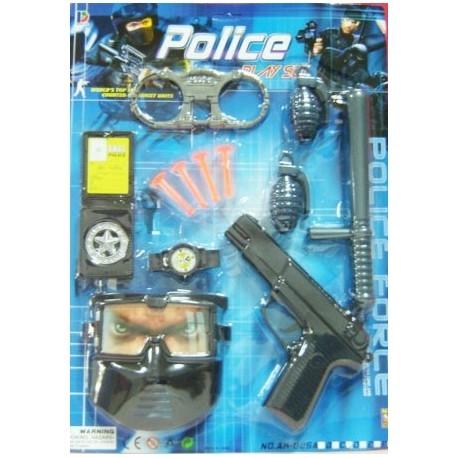 Kit police