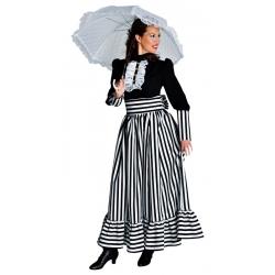 Deguisement  robe 1900