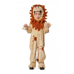 Déguisement lion