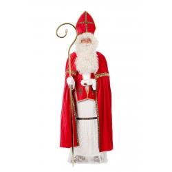 Costume de Saint Nicolas  tissu