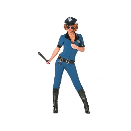 deguisement de policière