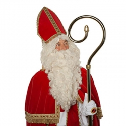 perruque de saint Nicolas