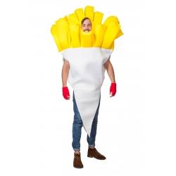 déguisement paquet de frites