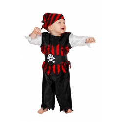 bébé pirate