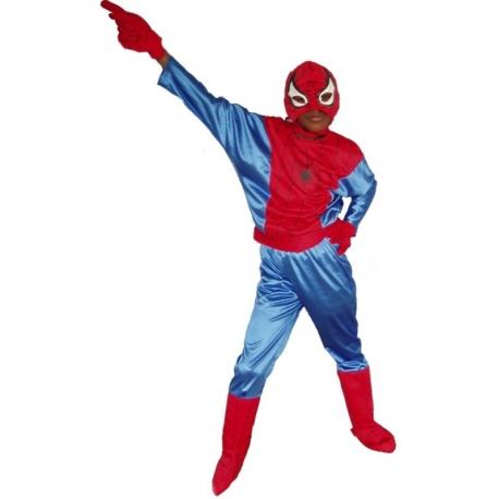 Déguisement spider heros
