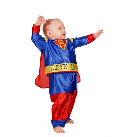 superman bébé
