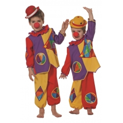 clown bébé