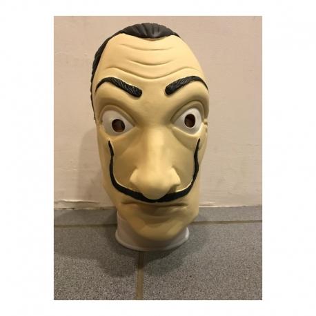 masque casa del papel masque dali