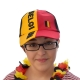Casquette supporter belge