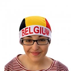 Bandana supporter belge
