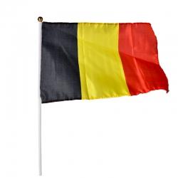 Drapeau belge 30x45cm