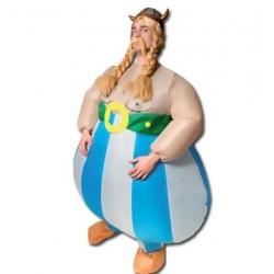 gaulois obelix gonflable
