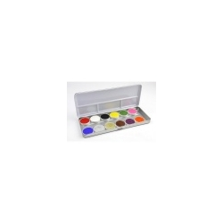 Palette maquillage 12 couleurs