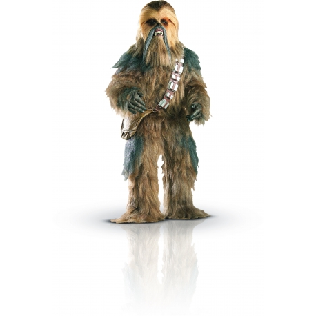 Chewbacca collector