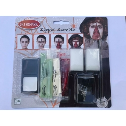 Kit zombie maquillage