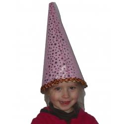 Chapeau de fée rose