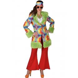 Hippie femme vert 219165