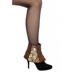 Sur-chaussure steampunk