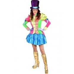 Veste cirque luxe