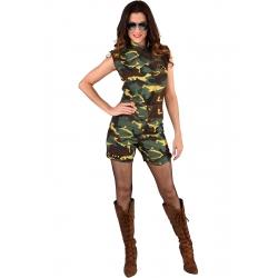 Commando militaire femme