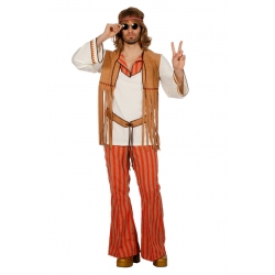 Hippie homme cool