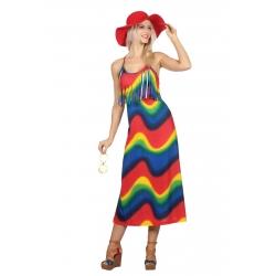 Hippie coloré