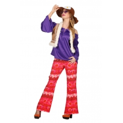 Hippie mauve