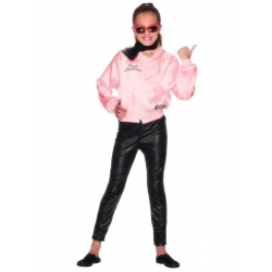 Veste grease enfant