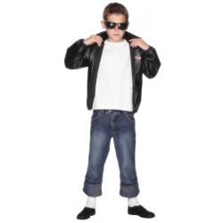 Veste grease garcon