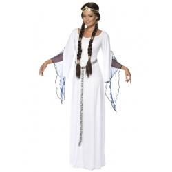 Femme de chambre médiéval