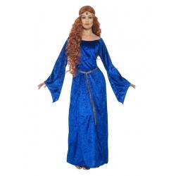 Médiéval bleu
