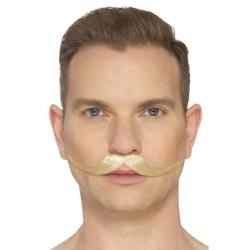 Moustache blonde anglaise