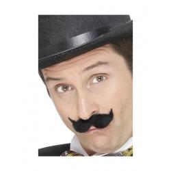 Moustache noir anglaise