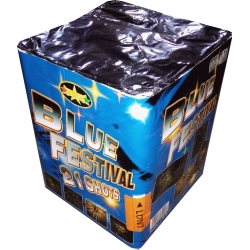 Batterie blue festival