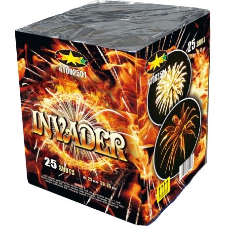 Batterie invader