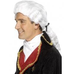 Perruque juge marquis