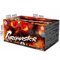 Batterie artifice pyromaster