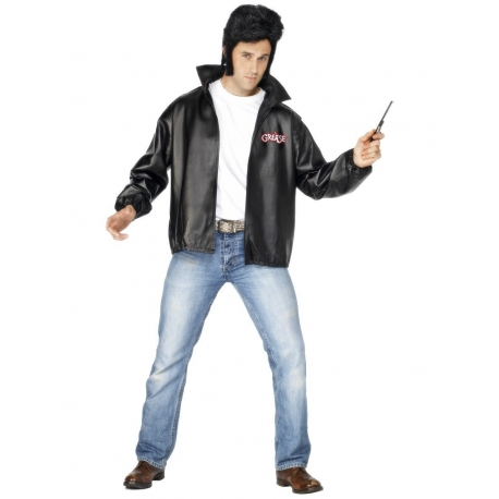 Veste grease homme