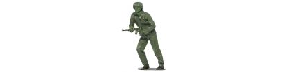 Soldat jouet vert