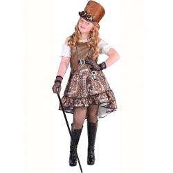 Steampunk robe fille