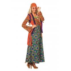 Robe hippie femme