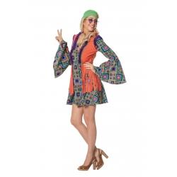 Hippie robe femme