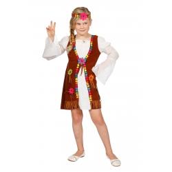 Robe hippie franche enfant