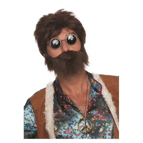 Barbe hippie