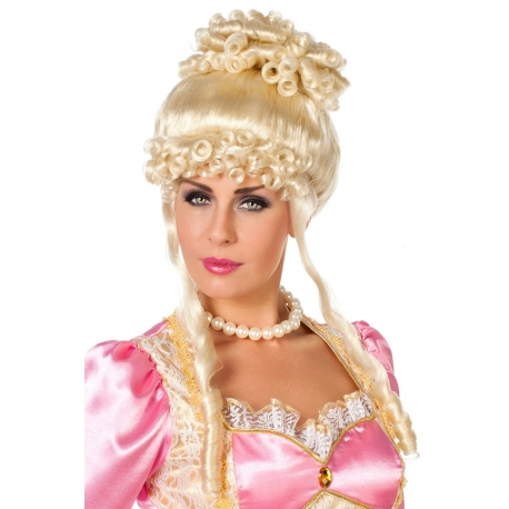 Perruque princesse