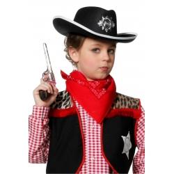 Chapeau cow boy noir