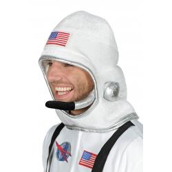 Casque astronaute tissu